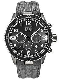 Reloj cuarzo para hombre Cerruti 1881 CRA104SUB02GY