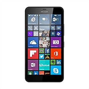 Microsoft Lumia 640 XL (Black, 8GB)