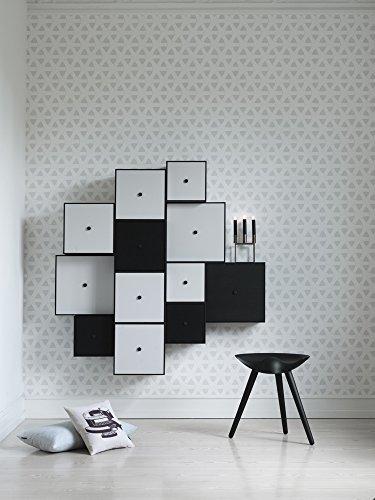 By Lassen Schrankmodul Frame 35, ohne Tür (schwarze Esche) - 4