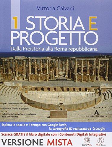 Storia e progetto. Con fascicolo Alimentazione. Per gli Ist. professionali. Con e-book. Con espansione online: 1
