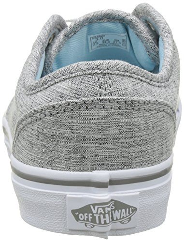 Vans  My Atwood, Sneakers Basses fille Gris (Menswear Gray/crystal Blue)