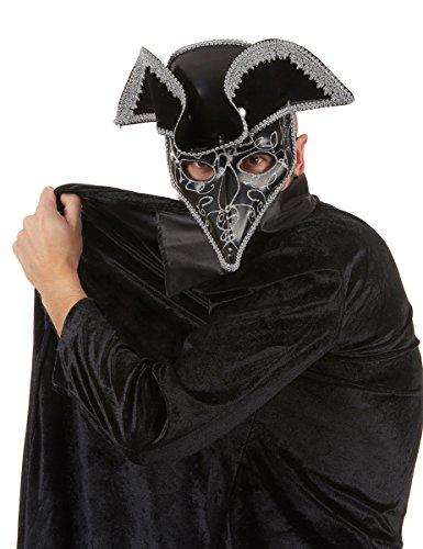 Maschera veneziana uomo lusso