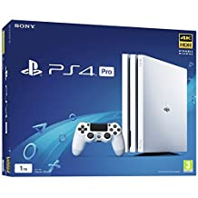Sony PlayStation 4 Pro 1 TB Console White