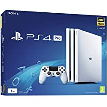 Sony PlayStation 4 Pro 1 TB, White