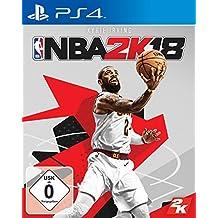 NBA 2K18, 1 PS4-Blu-ray-Disc