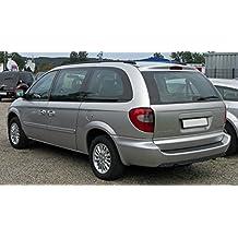 Chrysler Grand Voyager inclinado 4 x 4 Estate Car Caja de viaje de jaula de perro
