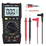 Digital Multimeter, LIUMY LM5005 6000 Counts Auto Range Multimeter mit True RMS Licht, NCV, AC/DC Voltage Current Detector,Resistance,Capacitance,Duty Cycle,Temperaturmessung, Hintergrundbeleuchtung