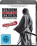 Rurouni Kenshin - The Legends Ends  (inkl. digital Ultraviolet) [Blu-ray]