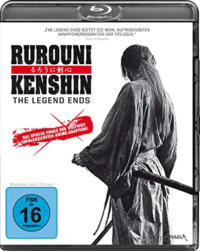 Bild von Rurouni Kenshin - The Legends Ends [Blu-ray]