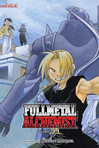 FULLMETAL ALCHEMIST 3IN1 TP VOL 03