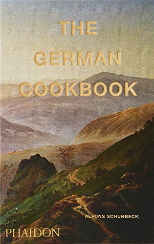 The german cookbook par Alfons Schuhbeck