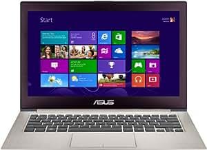 ASUS Zenbook Prime UX31A 13.3-inch Ultrabook (Silver) - (Intel Core i7 3517U 1.9GHz Processor, 4GB RAM, 256GB SSD, No ODD, WLAN, BT, Webcam, Integrated Graphics, Windows 8)