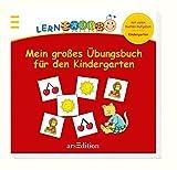 Lernraupe - Mein großes Übungsbuch für den Kindergarten (Kindergarten-Lernraupe)