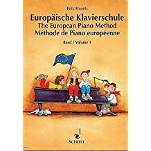 [(The European Piano Method - Volume 1: German/French/English)] [Author: Fritz Emonts] published on (August, 1992)