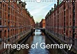 Images of Germany (Wall Calendar 2018 DIN A4 Landscape): Germany's beautiful landscapes (Monthly calendar, 14 pages ) (Calvendo Places)