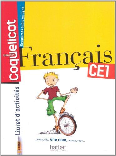 Frnçais CE1 Coll. Coquelicot Livret d'activités
