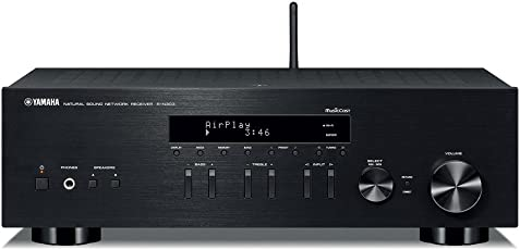 Yamaha R-N303 Stereo Receiver 100 watts x 2 @ 8 ohms Built-in Wi-Fi & Bluetooth, Airplay, MusicCast