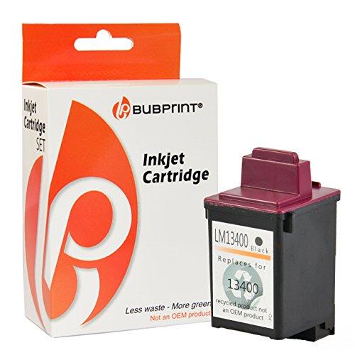 Preisvergleich Produktbild Druckerpatrone kompatibel für Lexmark 13400 Black