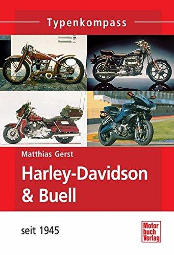 Price comparison product image Typenkompass Harley-Davidson / Buell-Motorräder mit V2-Motoren: Motorräder seit 1945