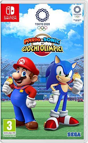 Mario & Sonic ai Giochi Olimpici di Tokyo 2020 di SEGA - Nintendo Switch
