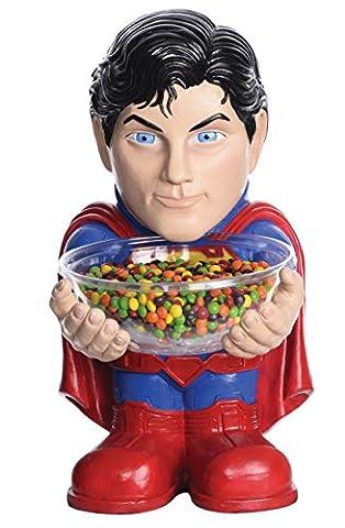 Rubies 368537 - Dekorationen - Superman Candy Bowl Holder (Zoom Film Kostüm)