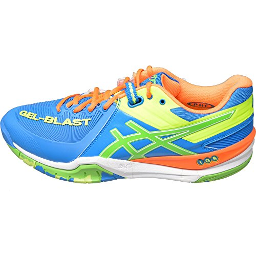 ASICS GEL-BLAST 6 Chaussure Sport En Salle - SS15 Blanc (Blue)