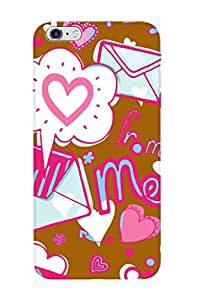 ZAPCASE Printed Back Cover for Apple Iphone 6s Plus