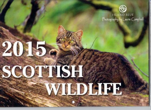 Scottish Wildlife Calendar 2015