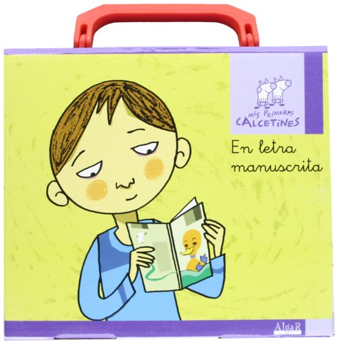 Maleta: Mis Primeros Calcetines - Manuscrita - 9788496514560 por Teresa Soler Cobo