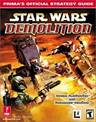 Star Wars Demolition: Prima's Official Strategy Guide by David Hodgson (2000-11-06)