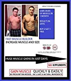 Testosterone Booster X 60 tablets- Natural Gains In Just Days - Increase Test