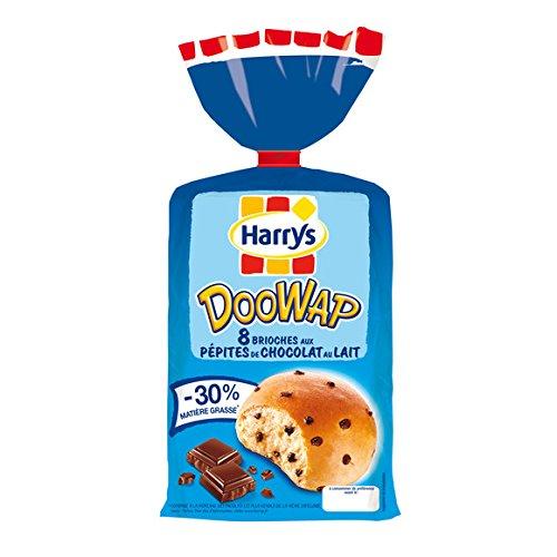 harry's Brioches au chocolat au lait - ( Prix Unitaire ) - Envoi Rapide Et Soignée
