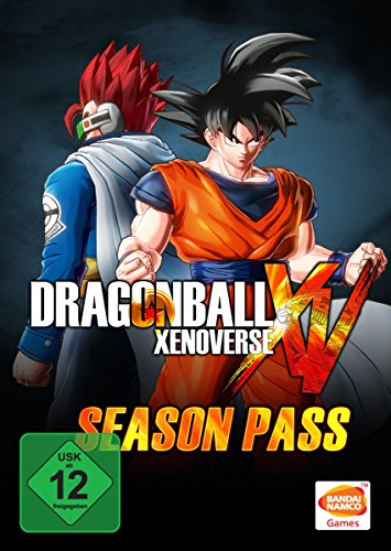 Dragonball Xenoverse - Season Pass [PC Code - (Kostüme Xenoverse Dragon Ball)
