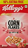 #8: Kellogg's Cornflakes with Real Strawberry Puree, 575g with Cornflakes with Real Strawberry Puree, 57.5g
