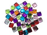 Paper2420mm grandes multicolor SS5para coser brillantes piedras para coser (redondas acrílico Piedras gltzer piedras joyas piedras brillantes cristales decorativos para decorar de Crystal King