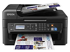 Epson WorkForce WF-2650DWF Imprimante multifonction Jet d'encre pour Windows 8/Mac OS X