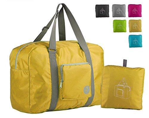 wandf-foldable-travel-duffel-bag-faltbare-reisetasche-gepck-sport-fitnessstudio-wasserresistentnicht