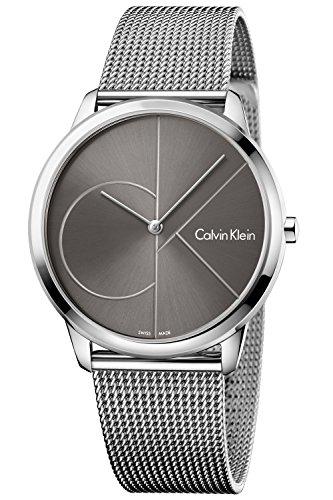 Calvin Klein Herren-Armbanduhr K3M21123