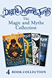 Diana Wynne Jones's Magic and Myths Collection (The Game, The Power of Three, Eight Days of Luke, Dogsbody)