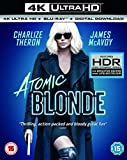 Atomic Blonde (4KUHD + Blu-Ray + Digital Download) [2017]