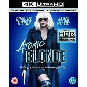 Atomic Blonde (4KUHD + Blu-Ray + Digital Download) [2017]