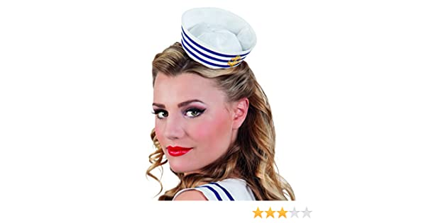 c910cb5aa5ae4 Boland 44356 Tiara Navy Sailor.  Amazon.co.uk  Toys   Games