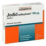Jodid-ratiopharm 100 μg Tabletten, 100 St