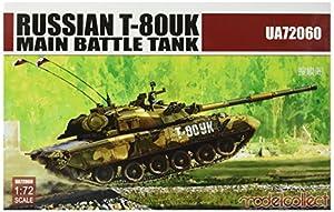 Modelcollect ua72060Maqueta de Russian T de BCASGS5380UK Main Battle Tank