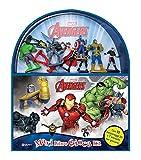 Avengers. Maxi libro gioca kit. Ediz. a colori. Con gadget