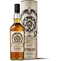 Clynelish Reserve Single Malt Scotch Whisky 70cl - House Tyrell Game of Thrones Limited Edition
