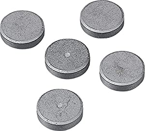 Knorr Prandell 8433950 - Imanes Adhesivos (25 x 3 mm, 5 Unidades)