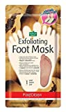 immagine prodotto EXFOLIATING FOOT MASK PAPAYA & CHAMOMILE EXTRACT - 1 pair * 'Sock type' foot exfoliating mask * Perfectly peel away calluses and dead skin cells in just 2 weeks!!!