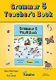 Grammar 5 Teacher's Book: In Precursive Letters (British English edition)