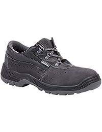 Paredes sm5039Gr38crossix–Zapatos de seguridad S1P talla 38GRIS